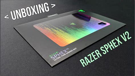 Razer Sphex V2 Mini unboxing q razer sphex v2