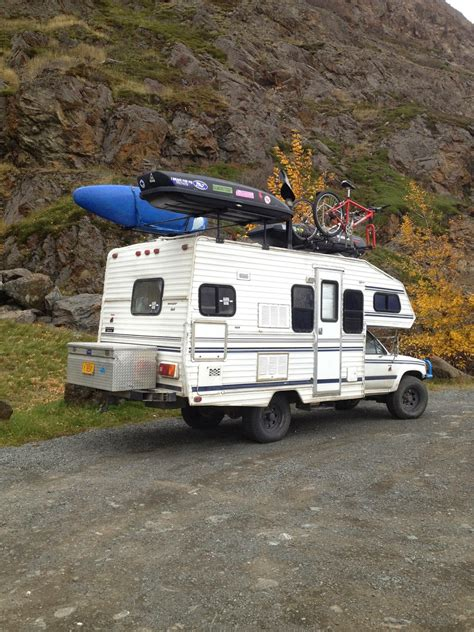 toyota motorhome 4x4 living in a van down by the river 3 years of toyota