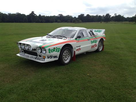 lancia 037 recreation rally cars for sale at raced