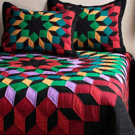 Cotton King Quilt by Pendleton Starry Cotton Quilt King Save 36
