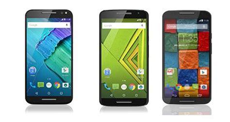 motorola's phones will have even less bloatware with