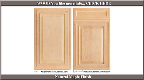 Kitchen Cabinet Door Finishes 740 Maple Cabinet Door Styles And Finishes Maryland Kitchen Cabinets Discount Kitchen