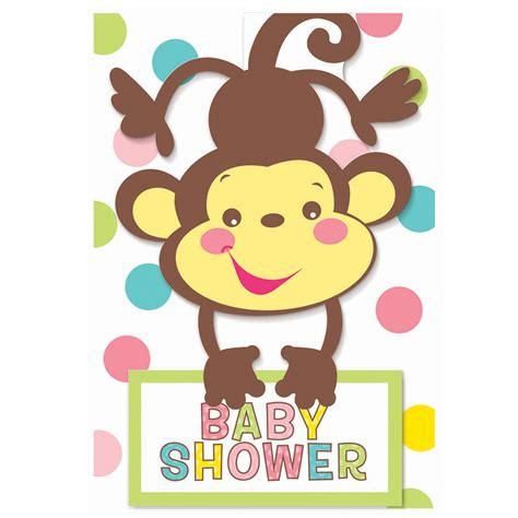 Baby Monkey For Baby Shower by Monkey Boy Baby Shower Clip