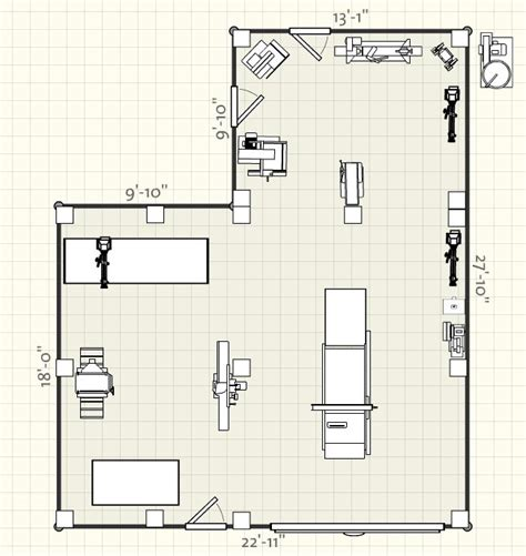 blacksmith shop floor plans shed layout stu s shed