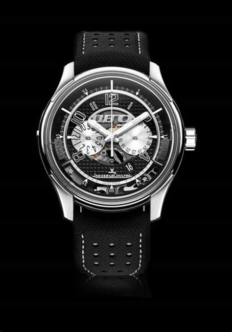 Aston Martin and Jaeger-Lecoultre Introduce 007 Style