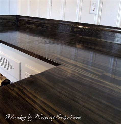 Plywood Kitchen Countertops by The 25 Best Plywood Countertop Ideas On