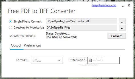 converter tiff to pdf free pdf to tiff converter download