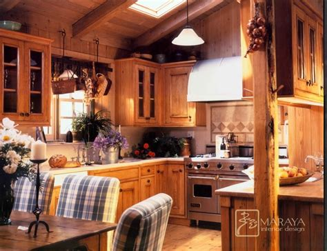Mountain Home Kitchen Design | mountain home kitchen farmhouse kitchen santa