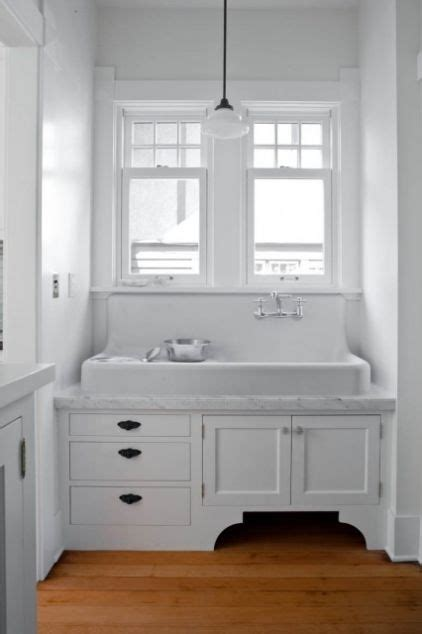 vintage style bathroom sinks vintage trough style sink wall faucet renovation