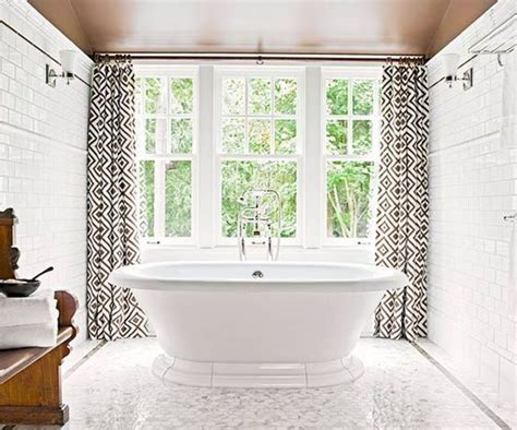 Modern Bathroom Window Curtains 10 Modern Bathroom Window Curtains Ideas 187 Inoutinterior