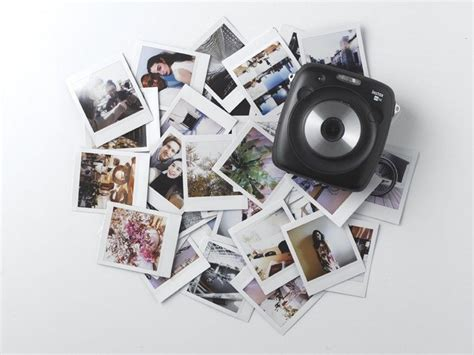 Kamera Fujifilm Sq10 fujifilm instax square sq10 fujifilms erste digitale sofortbildkamera