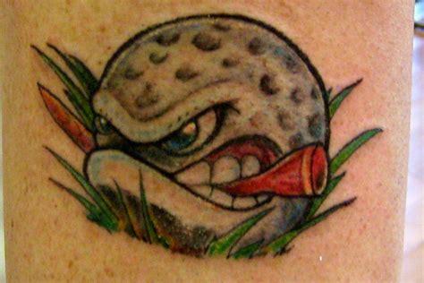 golfing tattoos designs golfing golf golf and golf
