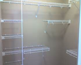 Installing Closetmaid 25 best ideas about wire closet shelving on wire shelving closet shelving and