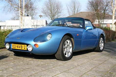 Tvr Used Used 1995 Tvr Griffith For Sale In Nederland Pistonheads