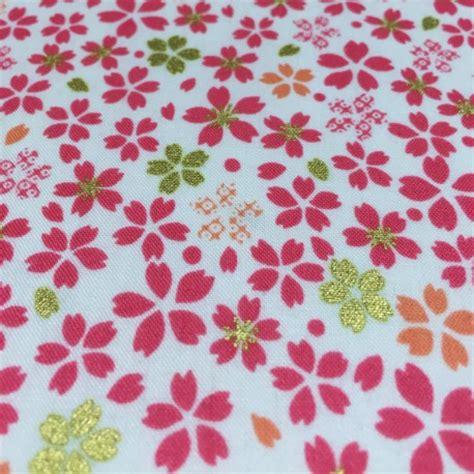 fiori giapponesi kokka fiori giapponesi rosa je suis 224 croquer