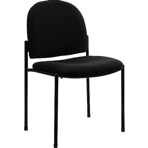 Comfortable Stackable Steel Side Chair Walmart Com
