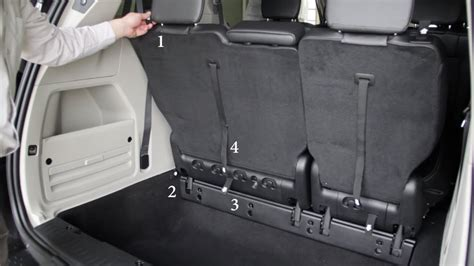 Chrysler Town And Country Stow And Go Seats by Stow And Go Seats Brokeasshome