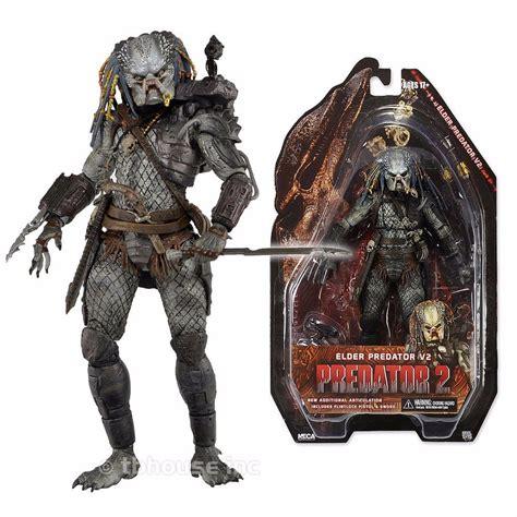 Elder Predator V2 Predator Neca Moc boneco predator 2 elder predador v2 neca r 199 00 no mercadolivre