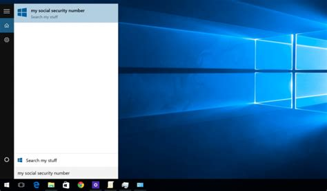 How To Search For On The Web How To Disable In The Windows 10 Start Menu