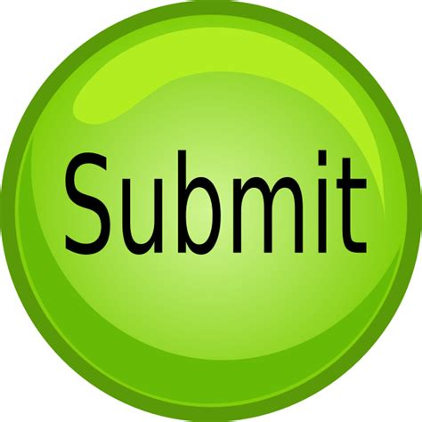 Submit For submit button clip at clker vector clip