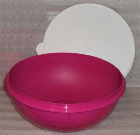 Tupperware Mix Bowl new tupperware fix n mix bowl 26 cups fuchsia pink 086854019177 36 80