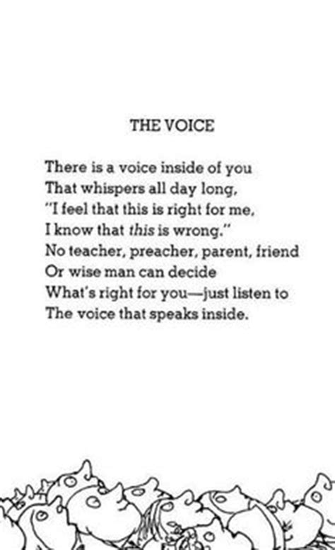 his familiar voice learning to the powerful and beautiful voice of god books 1000 images about shel silverstein poetry on
