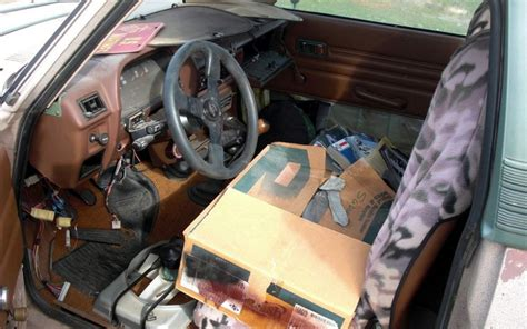subaru brat interior microwave not included 1979 subaru brat