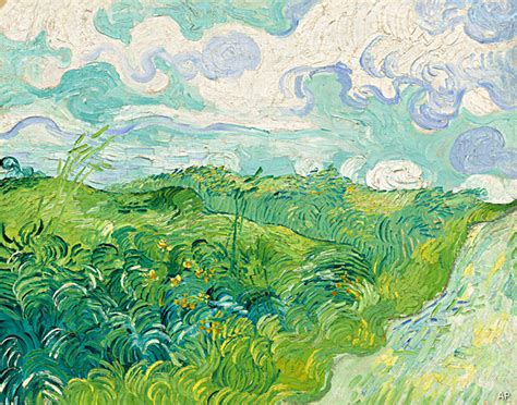 rarely seen vincent van gogh painting added to national gallery