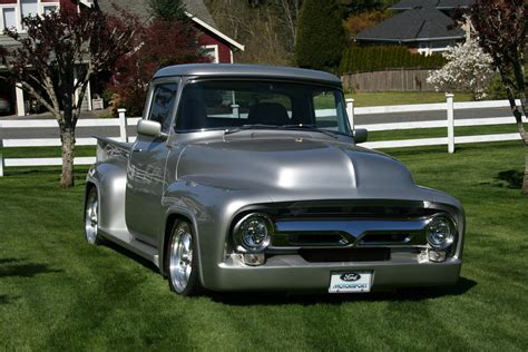 1956 Ford F100 by 1956 Ford F100 Lifted Www Imgkid The Image Kid Has It