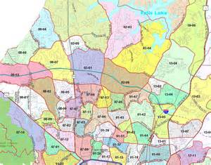 Bexar County Zip Code Map by Seean Overview Of The Map Images Frompo