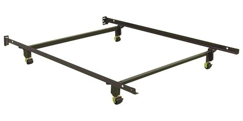 Assemble Metal Bed Frame Leggett Platt Fashion Bed Metal Bed Frame W 4 Rug Rollers No Tools Assembly