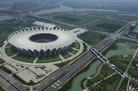 lotus in china century lotus stadium foshan china search