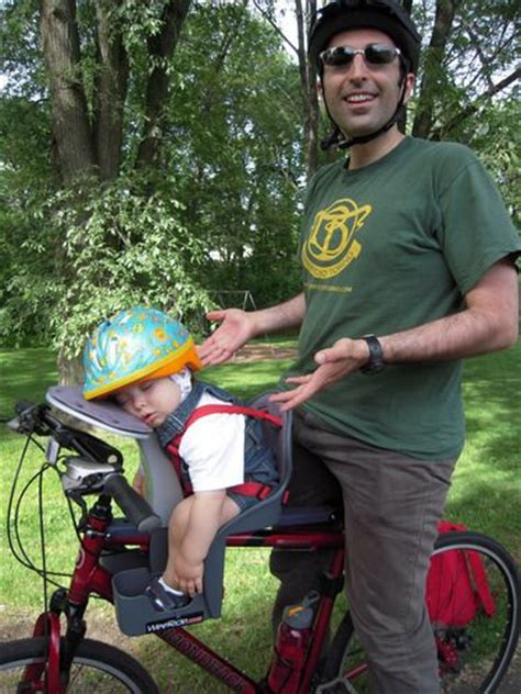 infant seat for bike weeride kangaroo child bike seat sports