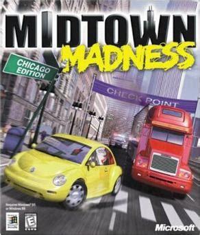 midtown madness wikipedia