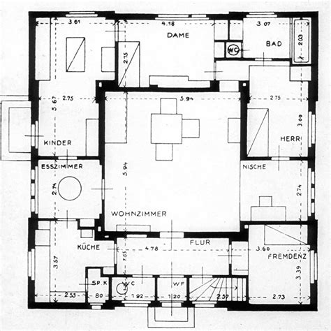 bauhaus house plans pin by mar 237 a mgm on planos pinterest