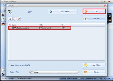 format factory ubuntu cara mengubah file extensions jpeg ke ico pisisuka