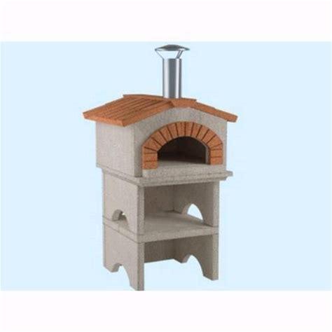 forno per pizze da giardino forno a legna da esterno in muratura e acciaio inox