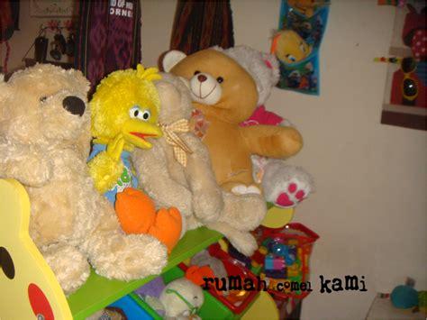 Lu Gantung Anak rumah comel kami play space or play area