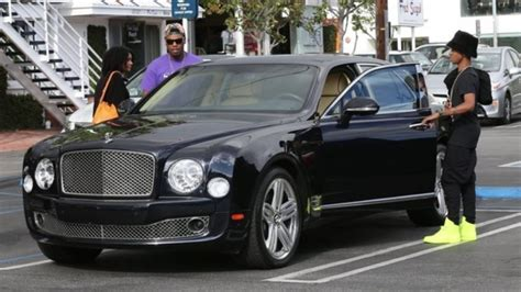 bentley mulsanne ti rapper lil twist keeps it cool in a bentley mulsanne