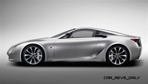 lexus coupe 2005 concept to reality part one 2005 lexus lf a coupe in