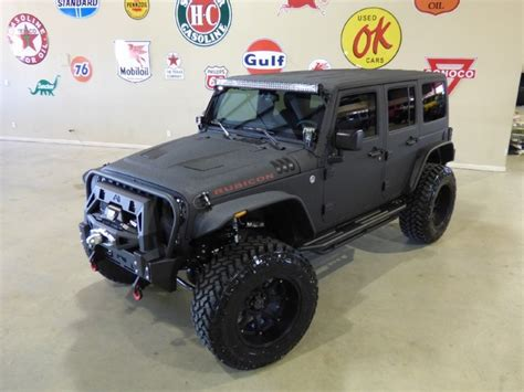most rugged 4x4 2015 jeep unlimited rubicon lifted for sale autos post