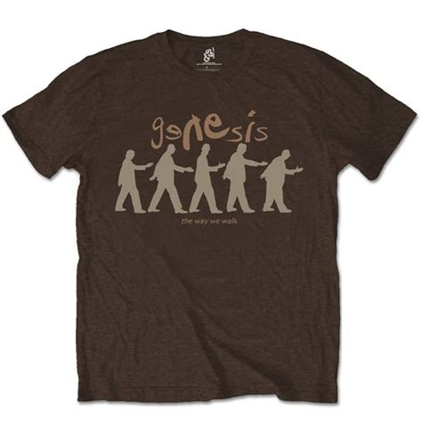 genesis merchandise uk genesis s the way we walk for only 163 15 78 at