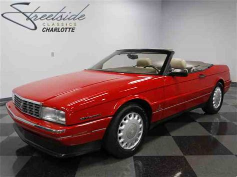1993 cadillac allante for sale 1993 cadillac allante for sale on classiccars