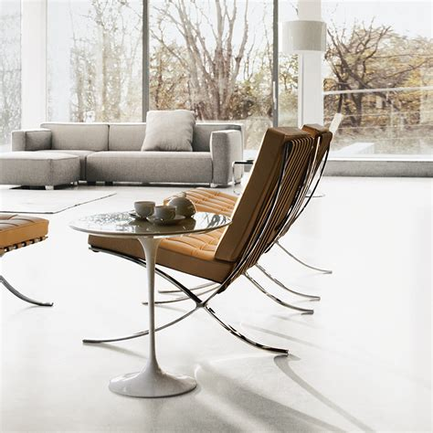 design zetel barcelona chair ludwig mies van der rohe knoll