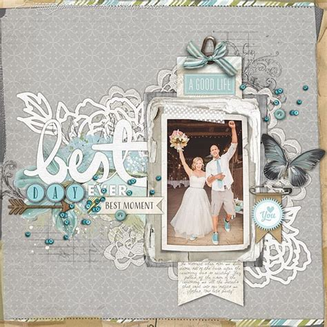 Wedding Album Scrapbook Layouts by 25 Best Ideas About Wedding Scrapbook Pages On