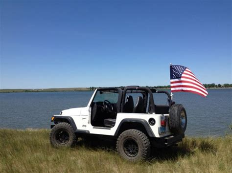 jeep american flag american flag on jeep your jeep american flag your
