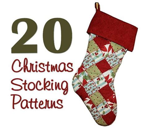 stocking pattern ideas best 25 stocking pattern ideas on pinterest diy