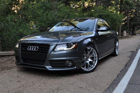 Audi A4 custom wheels VMR V710 19x9.5, ET 45, tire size 255/35 R19. x ET
