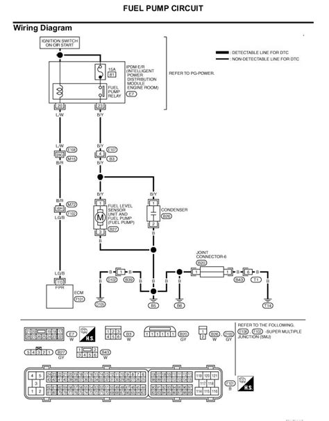 nissan murano wiring diagram 28 wiring diagram images