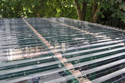 Clear Corrugated Roof Panels Clear Patio Roof Panels